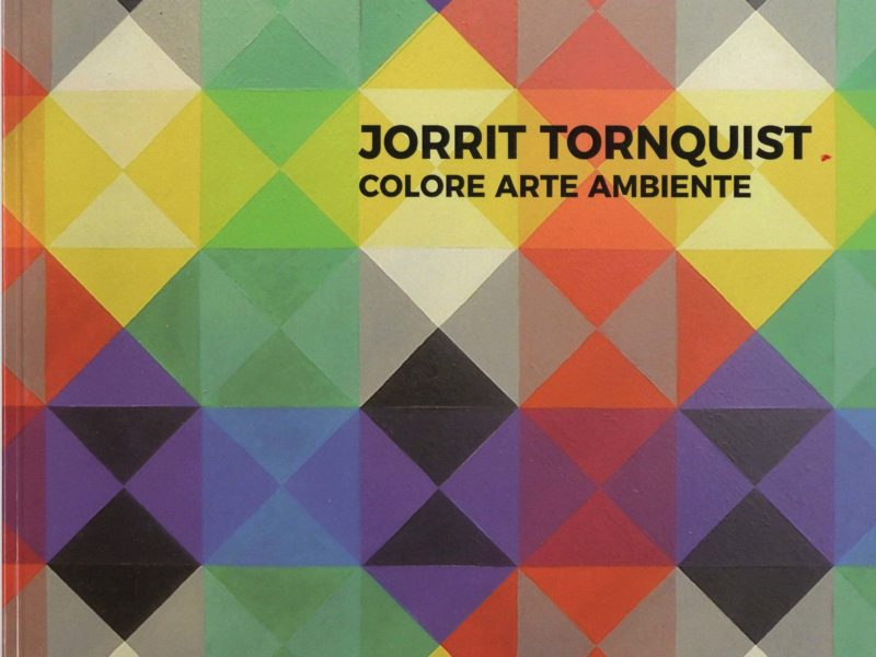 Jorrit Tornquist. Colore Arte Ambiente
