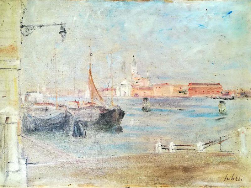 Venezia, fine anni 30 – Fioravante Seibezzi