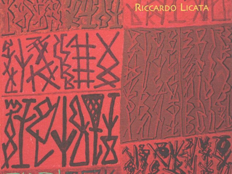 Riccardo Licata. Il bianco e l'oro del Mediterraneo