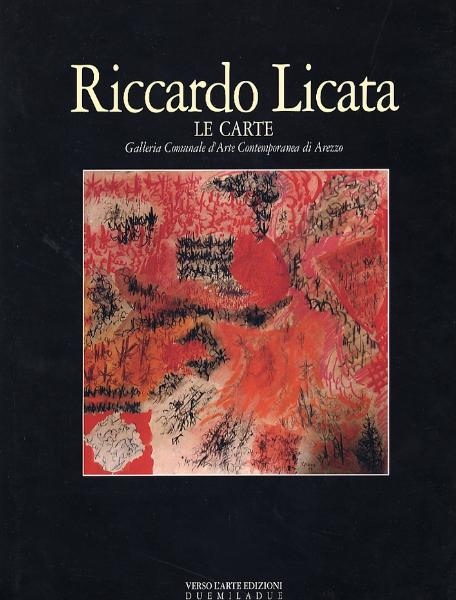 Riccardo Licata. Le carte