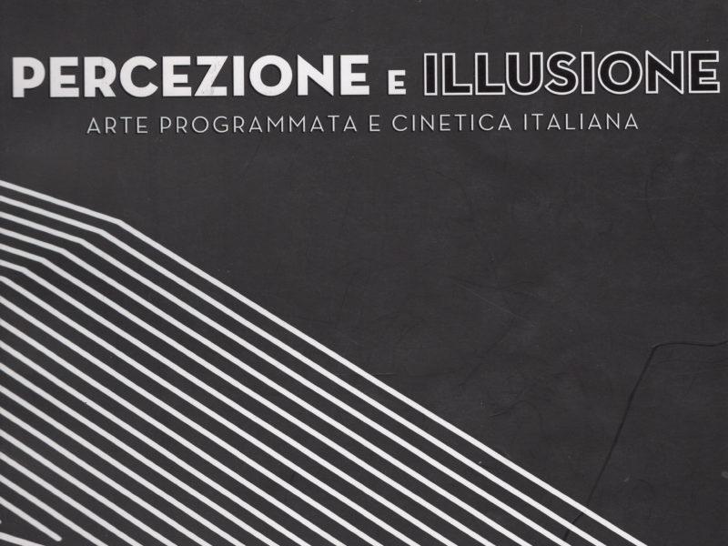 Percezione e illusione: arte programmata e cinetica italiana
