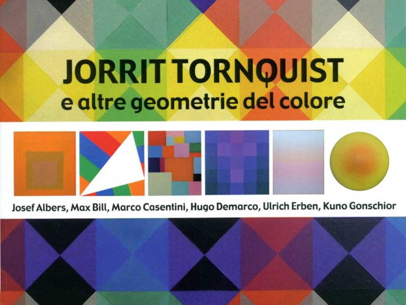 Jorrit Tornquist e altre geometrie del colore