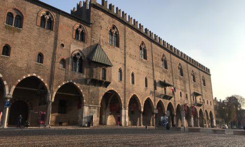 Appuntamento al Palazzo Ducale di Mantova con Gastone Biggi e Umberto Mariani