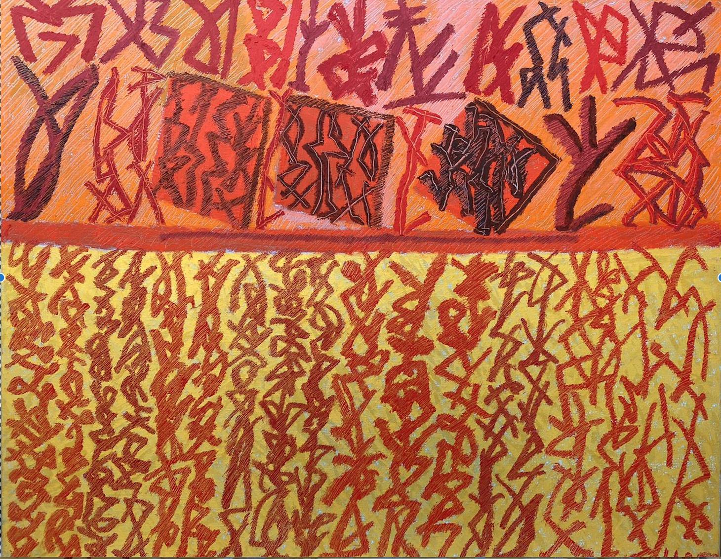 Senza titolo, 1991